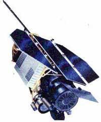 Imagen del Telescopio Espacial ROSAT.